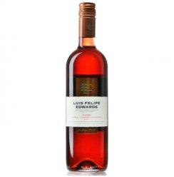 智利原瓶进口 埃德华兹酒园菩裴拉桃红葡萄酒 750ml