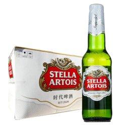 《【京东自营】时代啤酒(Stella Artois beer)330ml*24瓶 79元(双重优惠)》