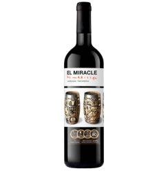 京东海外直采 西班牙奇迹干红葡萄酒/红酒 750ml 原瓶进口