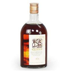 绍兴黄酒 古越龙山 清醇三年黄酒 500ml 半甜口味花雕酒