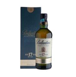 英国 百龄坛 17年苏格兰威士忌 700ml