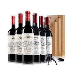 法国进口红酒组合 精选波特富庄园查特庄园AOC级热卖葡萄酒