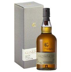 格兰昆奇(GLENKINCHIE)洋酒  12年 低地产区 苏格兰进口单一麦芽威士忌700ml