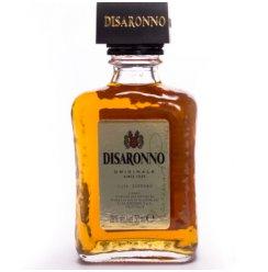洋酒Disaronno帝萨诺芳津杏仁力娇小酒版收藏 50ml 玻璃瓶 单瓶
