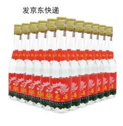 国产白酒 西凤酒 西凤375ml 45度375ml绵柔凤香型白酒 (12瓶装)