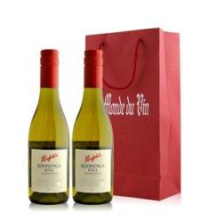 澳大利亚 奔富酒园蔻兰山莎当妮干白葡萄酒375ML双支礼袋装