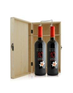 西班牙奥普拉赤霞珠干红葡萄酒