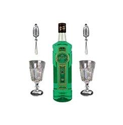 Greenflash 绿闪电 苦艾酒 500ml (送absinth 杯&