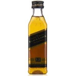 尊尼获加黑牌威士忌酒伴50ml