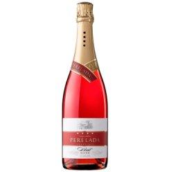 京东海外直采 西班牙沛瑞拉达卡瓦(CAVA)桃红起泡酒/气泡酒  750ml 原瓶进口