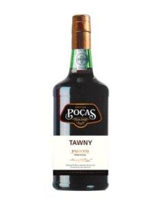 葡萄牙葡卡斯酒园茶色珍藏波特酒