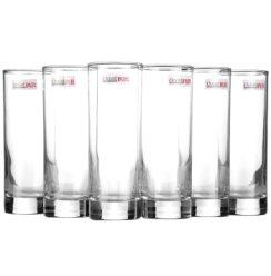 海洋玻璃直身杯B7811(六个装)