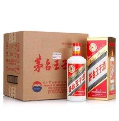 《【苏宁自营】贵州茅台 王子酒 53度 500ml*6 688元(双重优惠)》