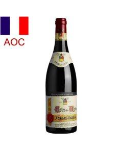 法国威菲庄园丘隆河干红葡萄酒