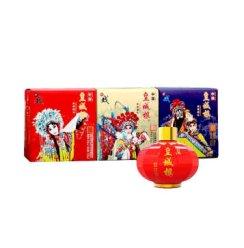 京味国礼 皇城根「京剧系列」小巾帼组合(方盒)42°