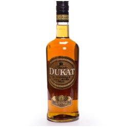 拉脱维亚原装进口 洋酒 杜卡特白兰地配制酒 DUKAT BRANDY 单瓶 700ml
