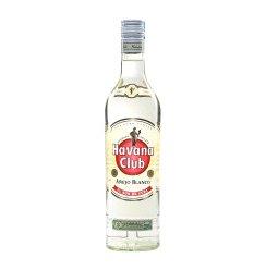 【京东超市】哈瓦那(Havana)洋酒 古巴哈瓦那俱乐部白朗姆酒 750ml
