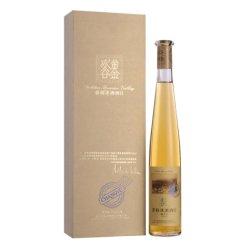 中国张裕邮票纪念版黄金冰谷酒庄冰酒375ml