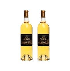 法国芝路庄园一级名庄贵腐甜白葡萄酒副牌 375ml 2支