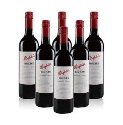 奔富红酒 BIN389干红葡萄酒750ml*6 整箱