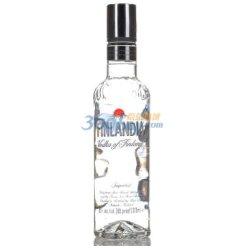 【京东超市】芬兰(Finlandla)洋酒 芬兰伏特加 375ml