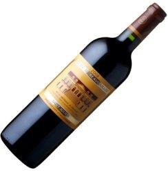 法国红酒 宝嘉龙副牌干红葡萄酒2008 750ml 列级名庄