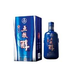 五粮液50度醇蓝淡雅浓香型500ml白酒 中国名酒 老酒正品特价