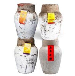 女儿红 绍兴黄酒四大品牌组合 4坛装黄酒 花雕酒 共80斤