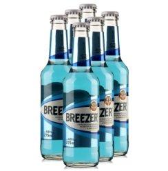冰锐百加得朗姆预调酒(蓝莓味)6支装