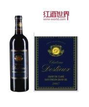 法国迪斯特酒庄正牌干红葡萄酒