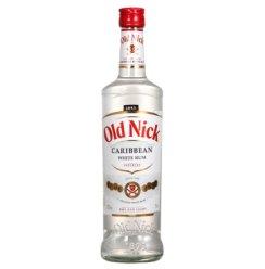 《【京东自营】老尼克(Old Nick)白朗姆酒 700ml 34.32元(2件8.8折)》