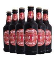 英国进口啤酒Tennent's替牌啤酒330ml*6瓶 英国啤酒精酿啤酒 替牌苏格兰爱尔啤酒*6瓶