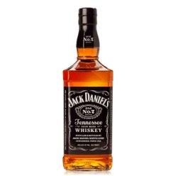 杰克丹尼(Jack Daniels) 洋酒 美国原装进口 杰克丹尼威士忌 杰克丹尼 700ml