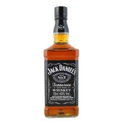 洋酒 美国杰克丹尼40度700ml威士忌