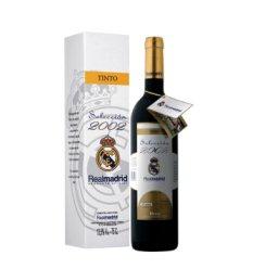 西班牙原瓶进口红酒 皇家马德里俱乐部100周年官方定制1975马丁内斯明星酒庄红葡萄酒