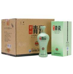 洋河青瓷浓香型白酒480ml 52度整箱6瓶装