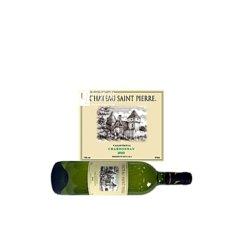 圣皮尔古堡莎当妮干白葡萄酒