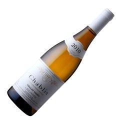 乐品酒 原瓶进口 夏布利老藤干白葡萄酒 750ml 2010 勃艮第经典干白