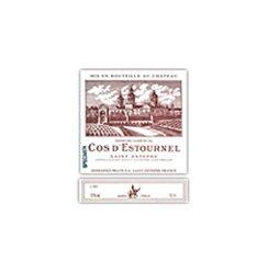 埃思杜耐尔圣爱斯特菲法定产区红葡萄酒,头等苑2级1981