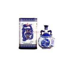 北京红星二锅头 红星青花瓷二锅头 珍品 52度750ml 清香型白酒 礼盒装