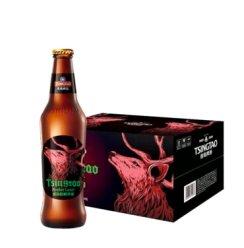 《【京东自营】青岛啤酒 琥珀拉格 330ml*6*4 227.6元(双重优惠)》