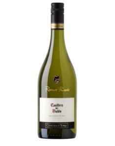 智利干露红魔鬼珍酿苏维翁干白葡萄酒