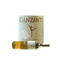 丹泽特灰皮诺白葡萄酒