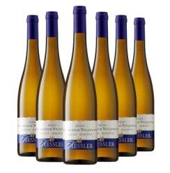 《【京东自营】凯斯勒酒庄 莉贝 半甜白*6瓶 113元(双重优惠)》