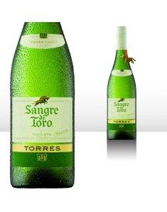 西班牙桃乐丝公牛血干白葡萄酒