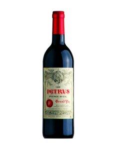 法国柏图斯干红葡萄酒