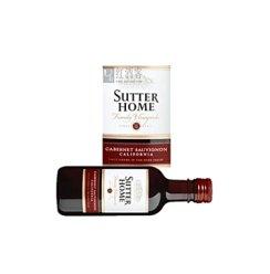 舒特家族赤霞珠干红葡萄酒 187毫升(小瓶装)