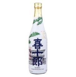 黑松白鹿 清酒 喜十郎特别本酿造 720ml