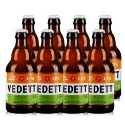 比利时原瓶进口 督威集团啤酒  白熊啤酒 手工精酿啤酒 海象8瓶