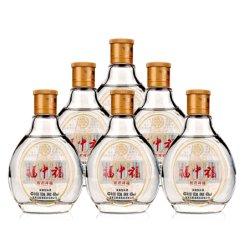 【老酒特卖】45°五粮液祝君祥福100ml(2012-2013年)(6瓶装)